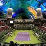Sorprendentes imágenes de la cancha de tenis submarina que se planea construir en Dubái