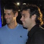 Fernando González tiene historial de partidos contra Djokovic a su favor