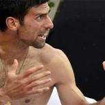 """""""¡No quiero jugar más!"""" Djokovic tuvo acalorada discusión con juez de silla argentino en final de Roma"""