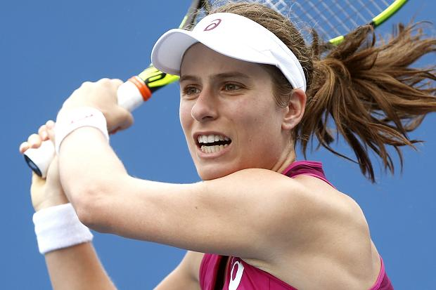 Johanna Konta / www.thetimes.co.uk
