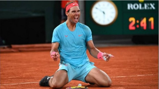 Rafael Nadal rompió un increíble récord que ostentaba Jimmy Connors / as.com