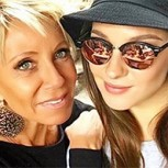 Raquel Argandoña regaló deslumbrante anillo de diamantes a su hija