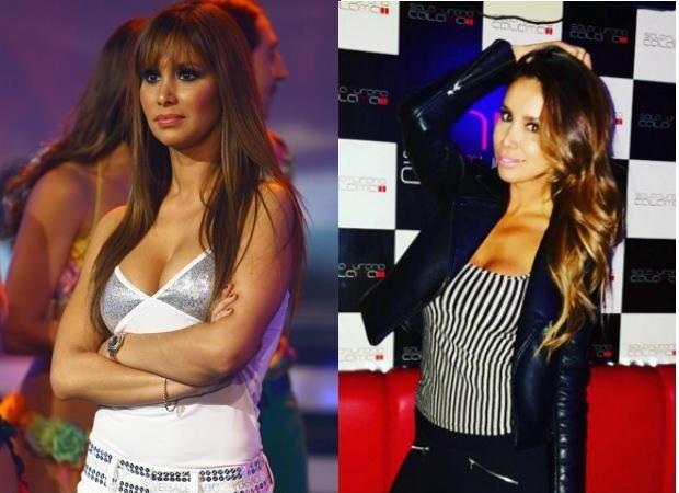 Ellas eran las modelos m s admiradas de la tv chilena hace Chimentos dela farandula argentina 2016