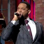 "Tras casi 20 años, Will Smith revive ""Gettin' Jiggy with it"" en el show de Letterman"
