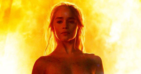 Emilia Clarke Habla De Su Desnudo En Game Of Thrones No Hubo Doble