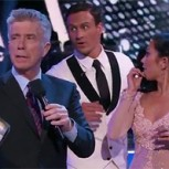 Ryan Lochte, nadador olímpico, es atacado en su debut en Dancing with the Stars