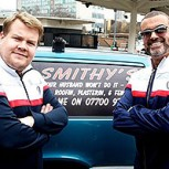 George Michael fue el primer invitado de James Corden a Carpool Karaoke