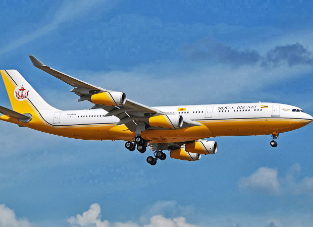 aviones privados más lujosos