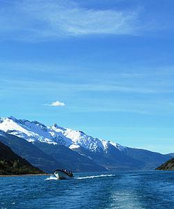 Travesía por Canales de Aysén