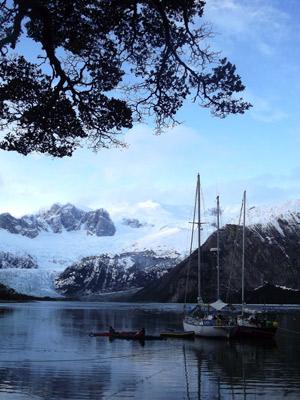 Patagonia mar