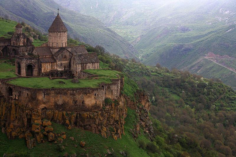 10 lugares increíbles de Europa