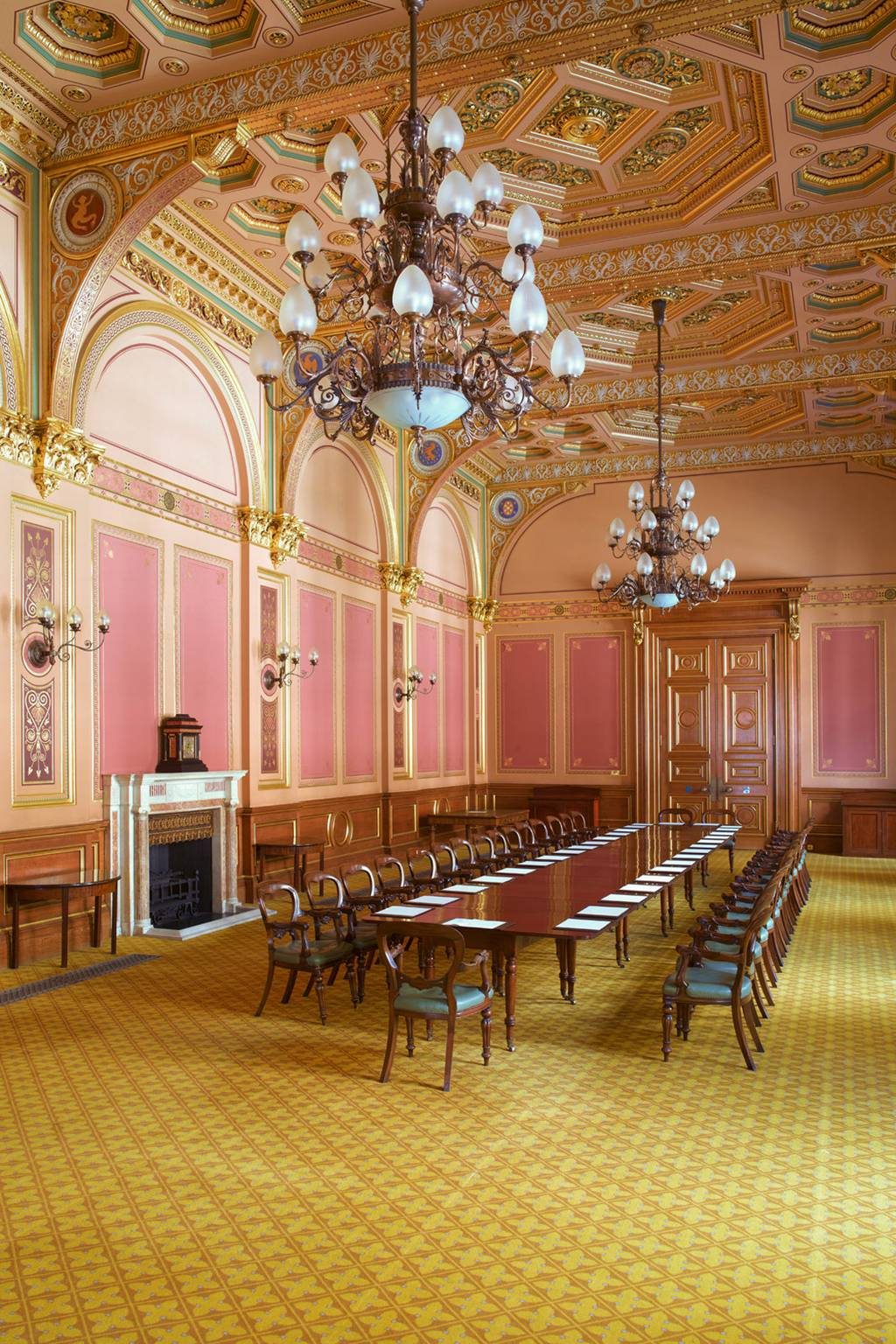 Grand- The Locarno Suite at the Foreign Office