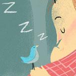 ¿Cómo se puede combatir la obesidad durmiendo?