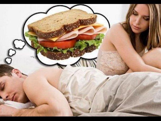 Sexo con video de comida