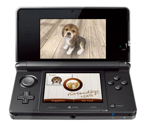 Nintendogs+Cats