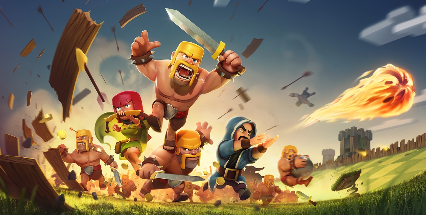 Clash of Clans?