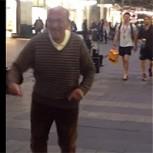 Abuelo bailarín sorprende y deleita con sus pasos en Sydney