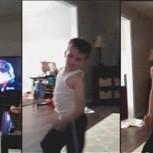 Niño imita a Patrick Swayze y realiza la mejor coreografía de Dirty Dancing