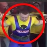 Youtube: Levantador de pesas se lesiona cuádriceps al levantar 280 kilos