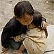 """Foto: La verdadera y conmovedora historia de la imagen de los """"huérfanos de Nepal"""""""