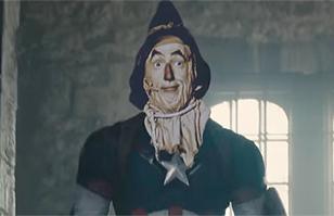 Sorprendente parodia: El Mago de Oz al estilo de Los Vengadores