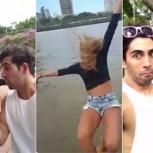 Extraña pareja se vuelve viral por pesadas bromas para demostrarse amor