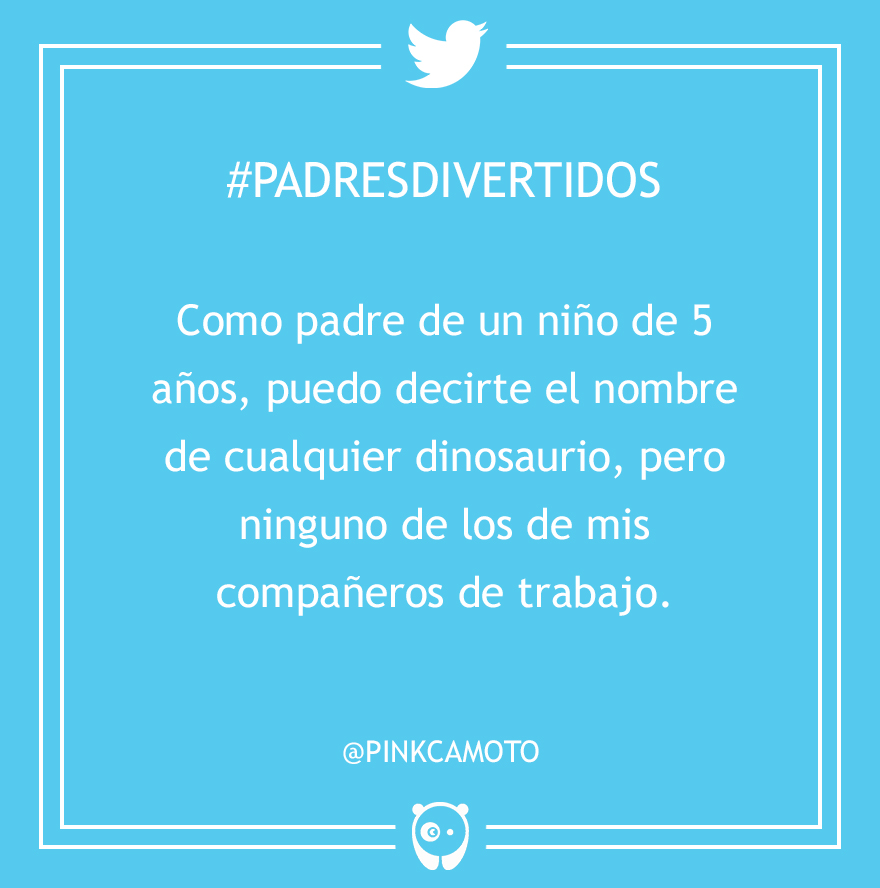 #PadresDivertidos
