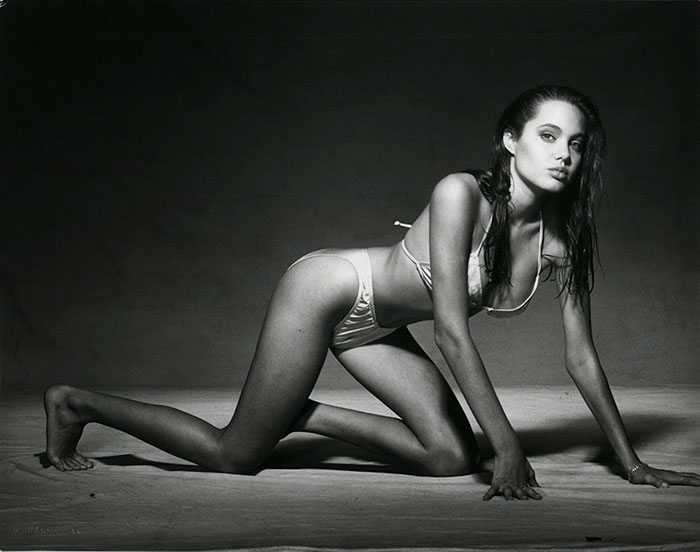 fotos angelina jolie 15 anos harry langdon