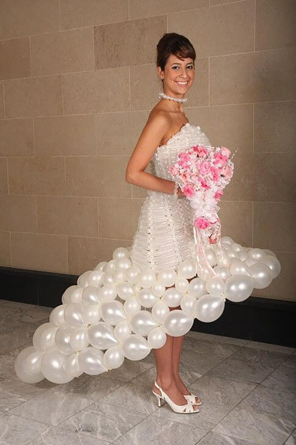 Vestidos de novia mas horribles