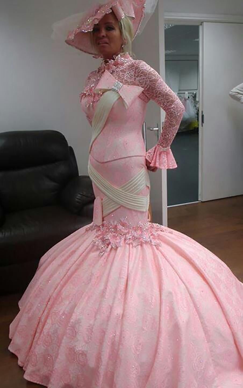 Los peores vestidos de novia que viste alguna vez: Son tan horribles ...